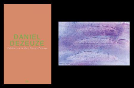 Illustrated Book Dezeuze - L'art en écrit