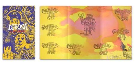 Illustrated Book Di Rosa - L'art en écrit