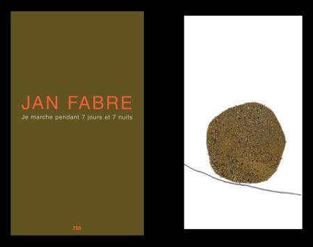 Illustrated Book Fabre - L'art en écrit