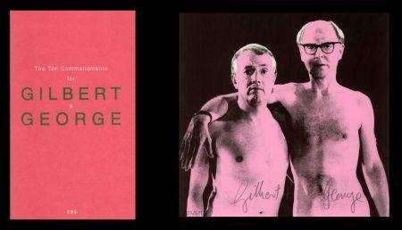 Illustrated Book Gilbert & George - L'art en écrit