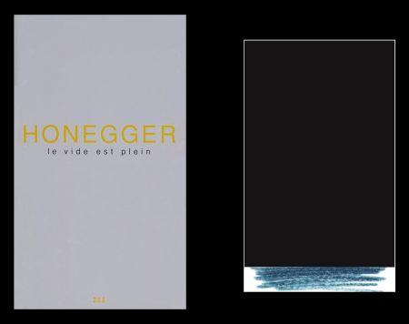 Illustrated Book Honegger - L'art en écrit