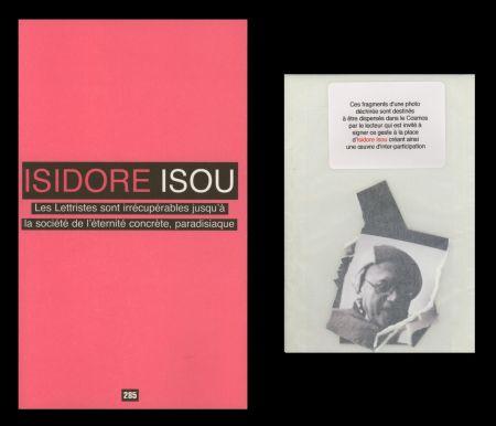 Illustrated Book Isou - L'art en écrit