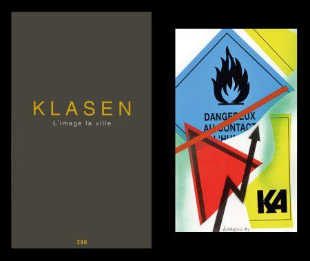 Illustrated Book Klasen - L'art en écrit