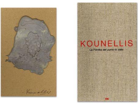 Illustrated Book Kounellis - L'art en écrit