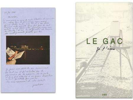 Illustrated Book Le Gac - L'art en écrit