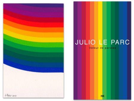 Illustrated Book Le Parc - L'art en écrit