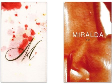 Illustrated Book Miralda - L'art en écrit