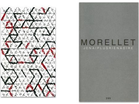 Illustrated Book Morellet - L'art en écrit