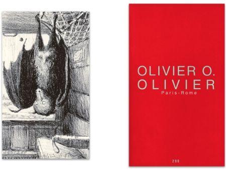 Illustrated Book Olivier O - L'art en écrit