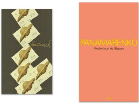 Illustrated Book Panamarenko - L'art en écrit
