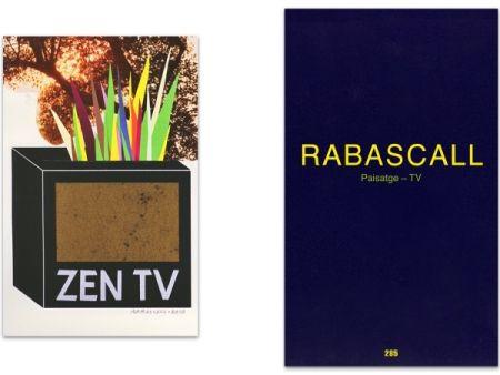 Illustrated Book Rabascall - L'Art en écrit