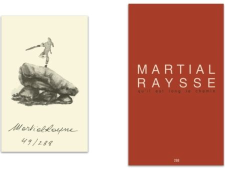 Illustrated Book Raysse - L'art en écrit