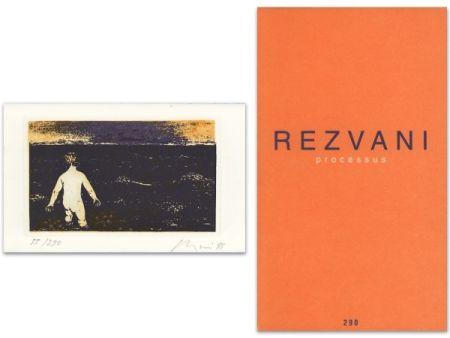 Illustrated Book Rezvani - L'Art en écrit