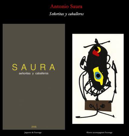 Illustrated Book Saura - L'Art en écrit