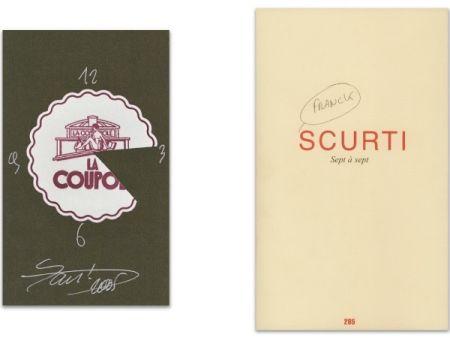Illustrated Book Scurti - L'Art en écrit