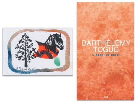 Illustrated Book Toguo - L'Art en écrit