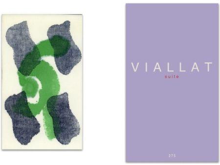 Illustrated Book Viallat - L'Art en écrit