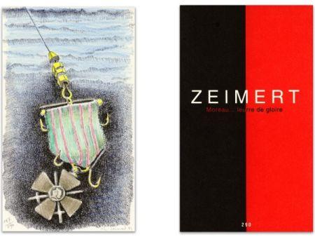 Illustrated Book Zeimert - L'Art en écrit