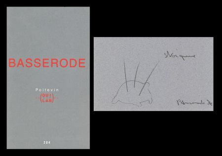 Illustrated Book Basserode - L'art en écrit