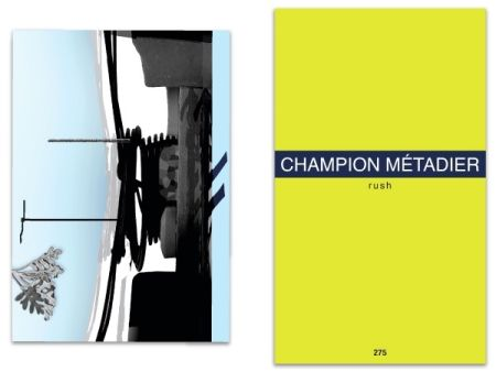 Illustrated Book Metadier - L'art en écrit