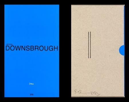 Illustrated Book Downsbrough - L'art en écrit