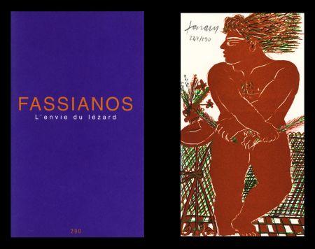 Illustrated Book Fassianos - L'art en écrit