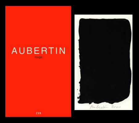 Illustrated Book Aubertin - L'art en écrit