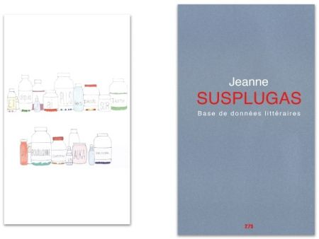 Illustrated Book Suspuglas  - L'Art en écrit
