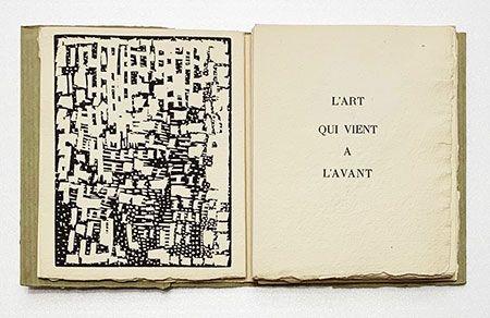 Illustrated Book De Stael - L'art qui vient à l'avant