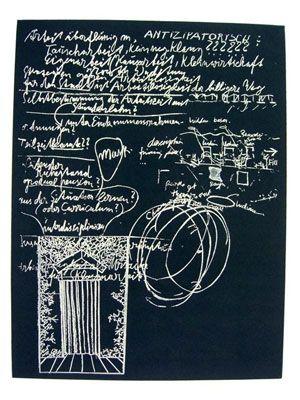 Etching And Aquatint Beuys - L'Arte È Una Zanzara Dalle Mille Ali