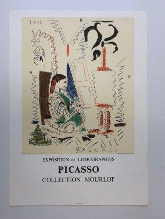 Poster Picasso - L'atelier de lannes