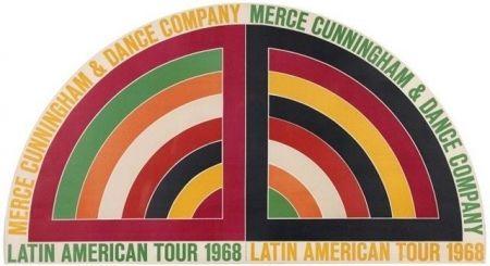 Poster Stella - Latin american tour -1968