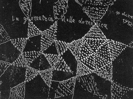 Illustrated Book Sinisgalli - Lavagne