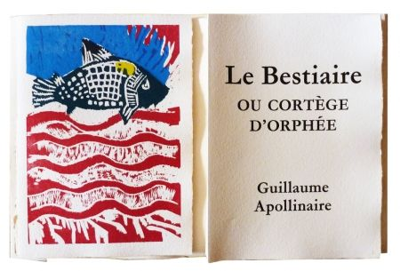 Illustrated Book Lorjou - Le bestiaire