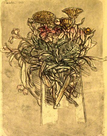 Engraving Bartolini - Le calendule