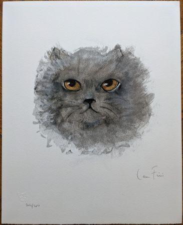 Lithograph Fini - Le Chat