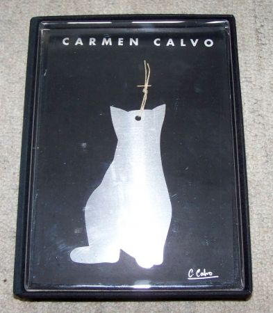 Illustrated Book Calvo - Le chat
