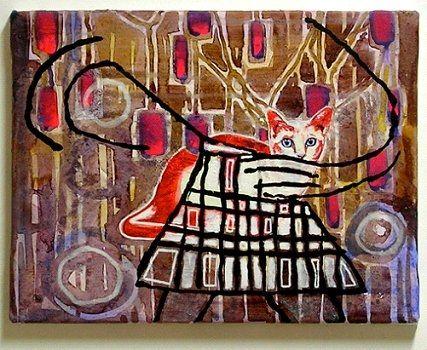 No Technical Vande Pitte - Le chat rouge