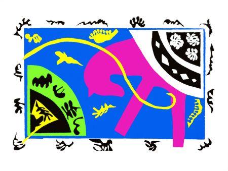 Lithograph Matisse - Le Cheval, L'Ecuyère et le Clown (The Horse, the Rider and Clown)