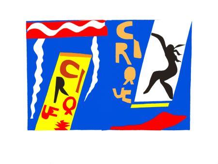 Lithograph Matisse - Le Cirque (The Circus)
