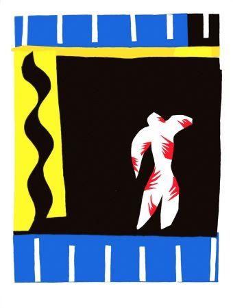 Lithograph Matisse - Le Clown (The Clown)