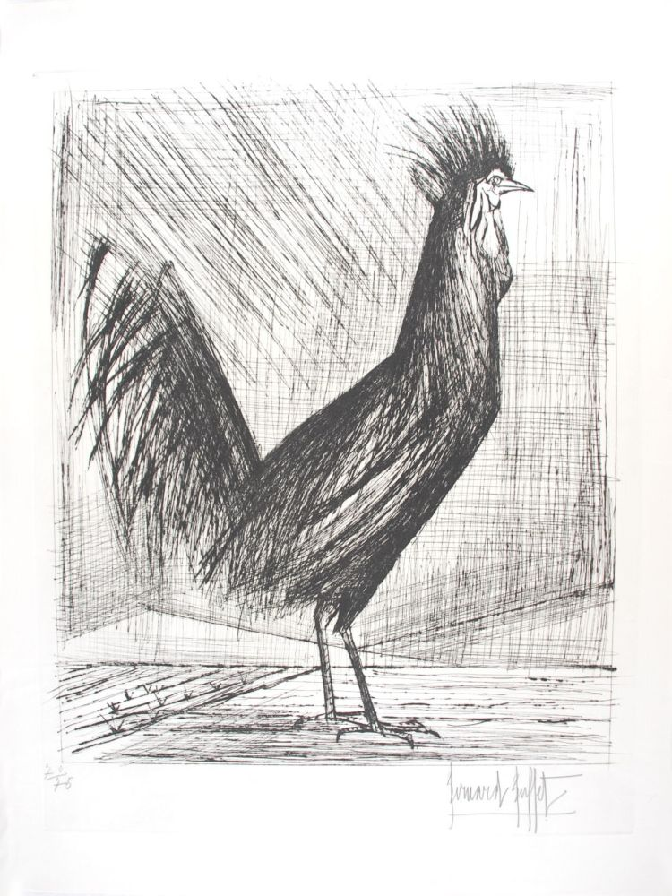 Engraving Buffet - Le Coq