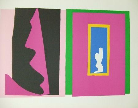 Lithograph Matisse - Le Destin
