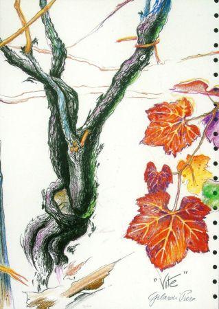 Lithograph Gilardi - Le dieci giornate