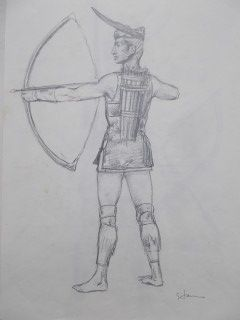 No Technical Sarno - Le guerrier I