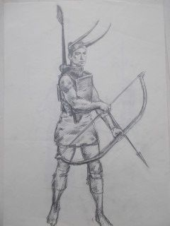 No Technical Sarno - Le guerrier II