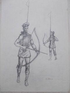 No Technical Sarno - Le guerrier III