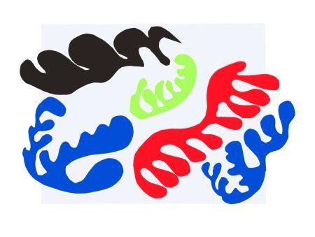 Lithograph Matisse - Le Lagon Iii (Lagoon Iii)