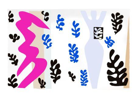 Lithograph Matisse - Le Lanceur de couteaux (The Knife Thrower)