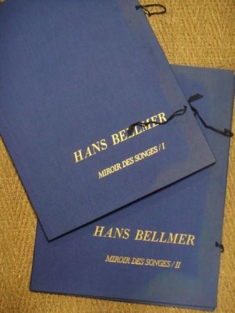 Engraving Bellmer - Le Miroir des Songes I et II